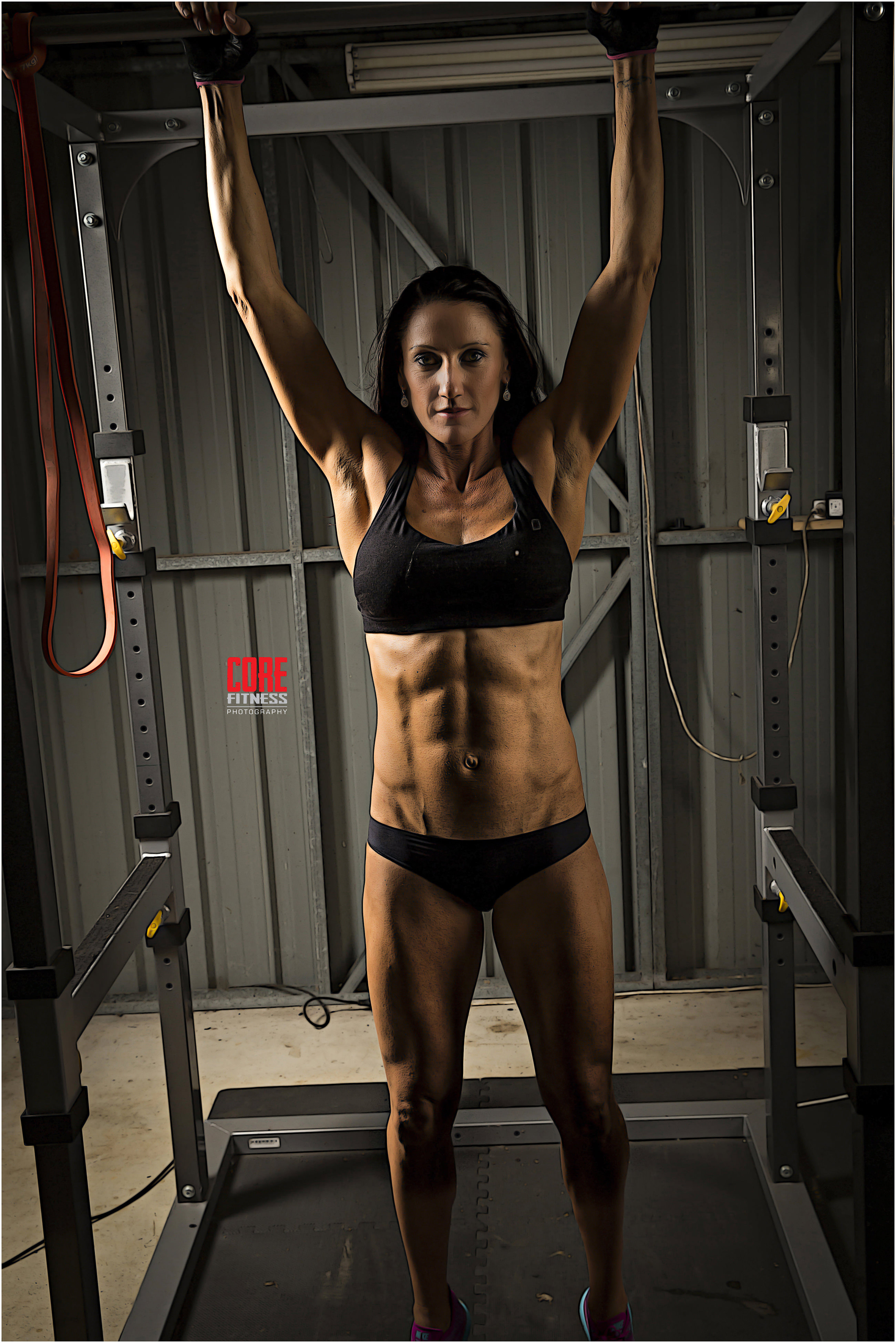 Donna Pares Fitness Photoshoot – Core Fitness Photography